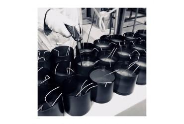 Fabrication artisanale de nos bougies